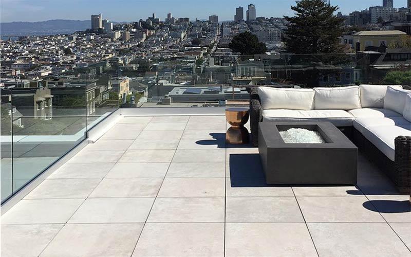 Pedestal Paver Systems For Elevated Decks